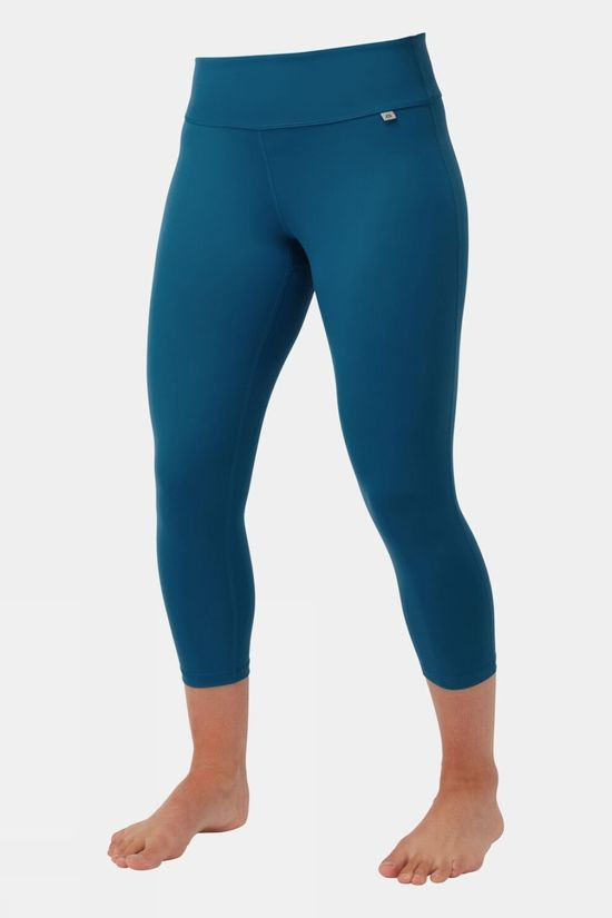 Mountain Equipment Womens Cala Leggings Alto Blue