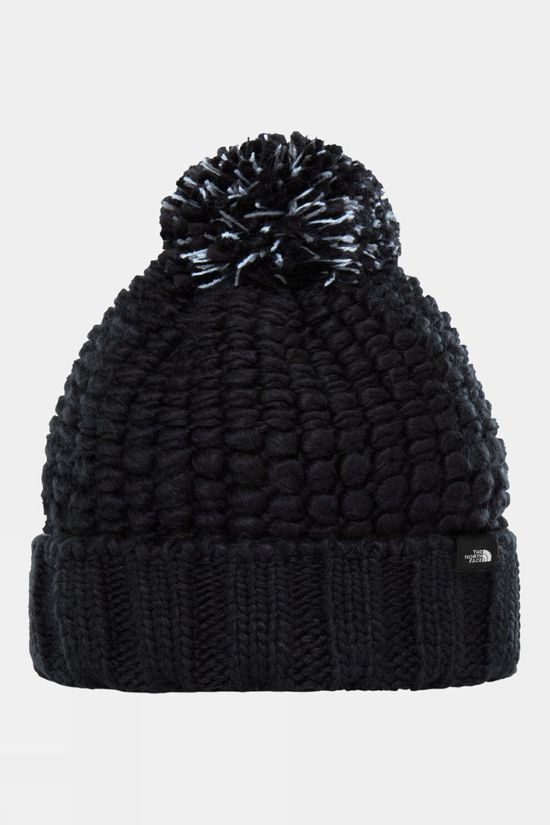 The North Face Cozy Chunky Beanie TNF Black