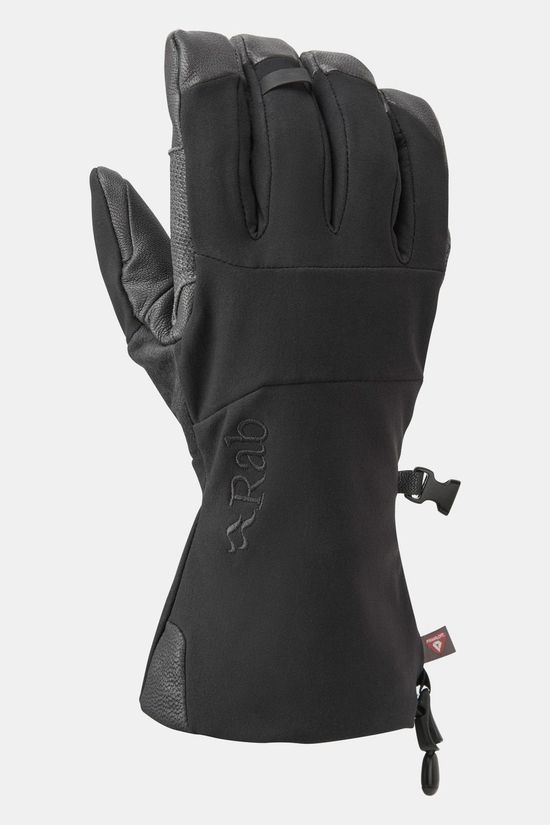 Rab Womens Baltoro Gloves Black