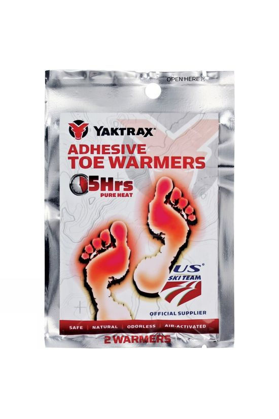 Yaktrax Toe Warmer .