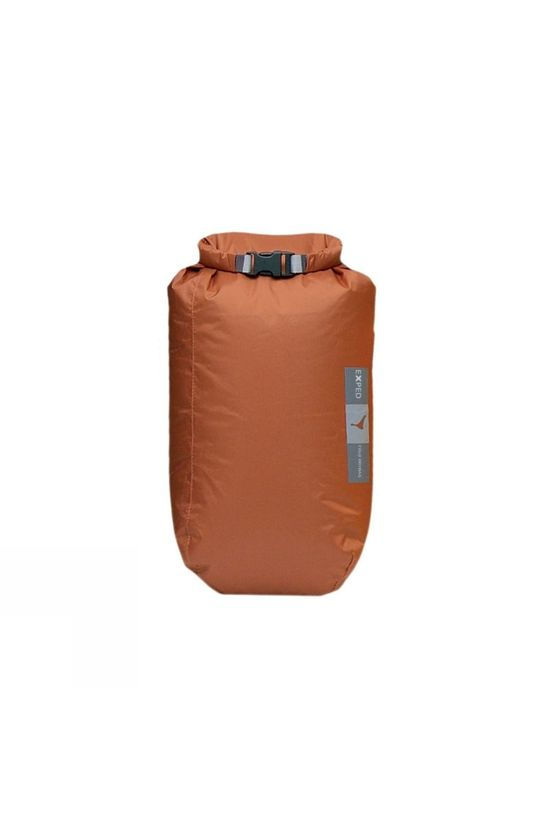 Exped Fold Drybag XS 3L B/Orange 3ltr