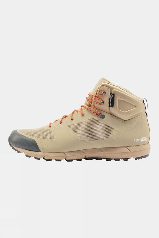Haglofs L.I.M Mid Proof Eco Sand/Flame Orange