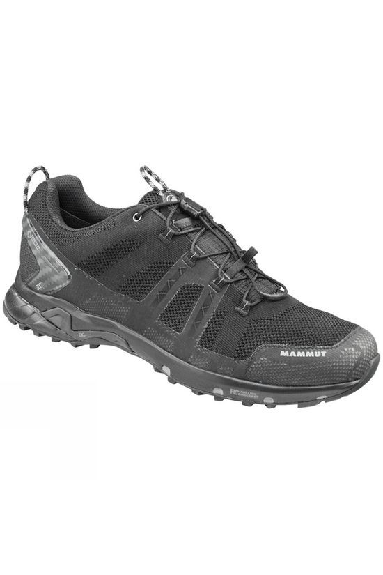Mammut Mens T Aegility Low GTX Show Black
