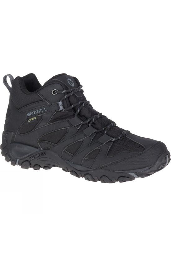 Merrell Mens Claypool Sport Mid GTX Boot Black/Rock