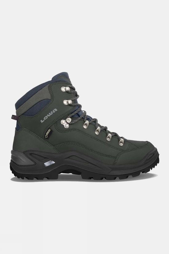 Lowa Mens Renegade GTX Mid Boot Dark Grey