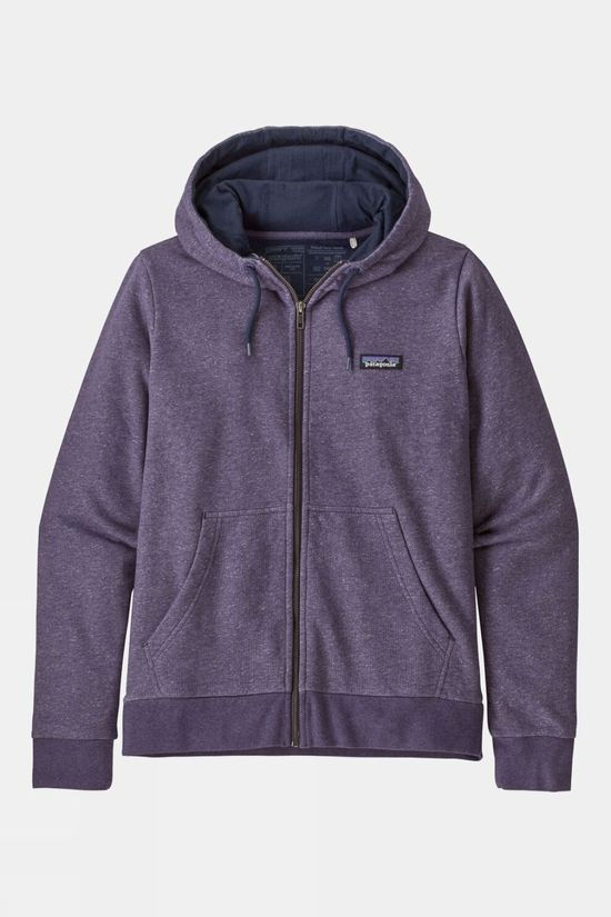 Patagonia Womens P-6 Label French Terry Full-Zip Hoody £75