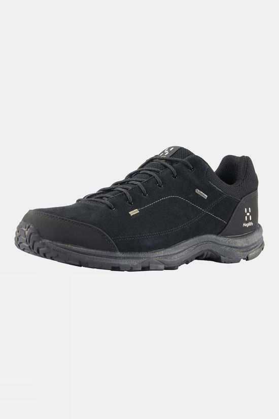 Haglofs Mens Krusa GT Shoe True Black