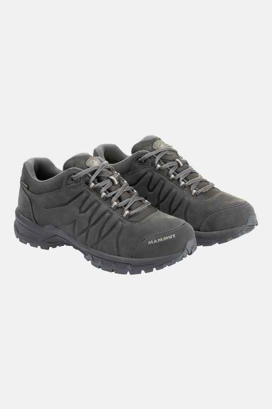 Mammut Mens Mercury III Low GTX Shoe Graphite/Taupe