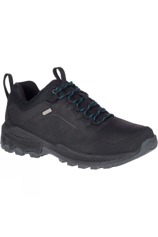 Merrell Mens Forestbound Waterproof Shoe Black