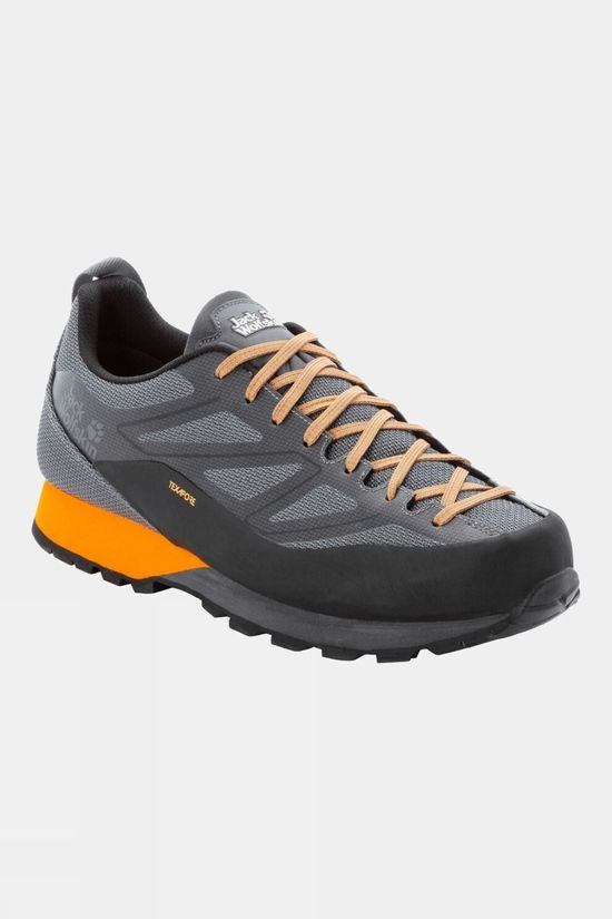 Jack Wolfskin Mens Scrambler 2 Texapore Low Black / Orange