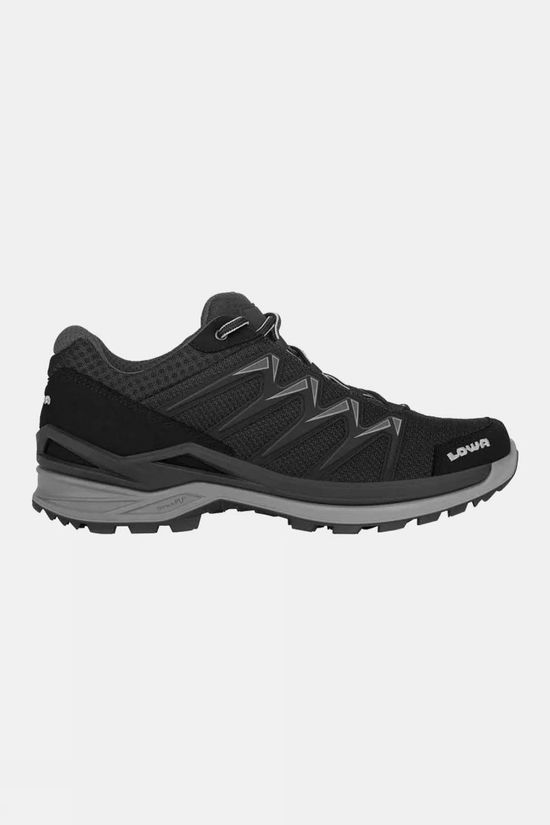 Lowa Innox Pro Gtx Low Shoe Black/Grey