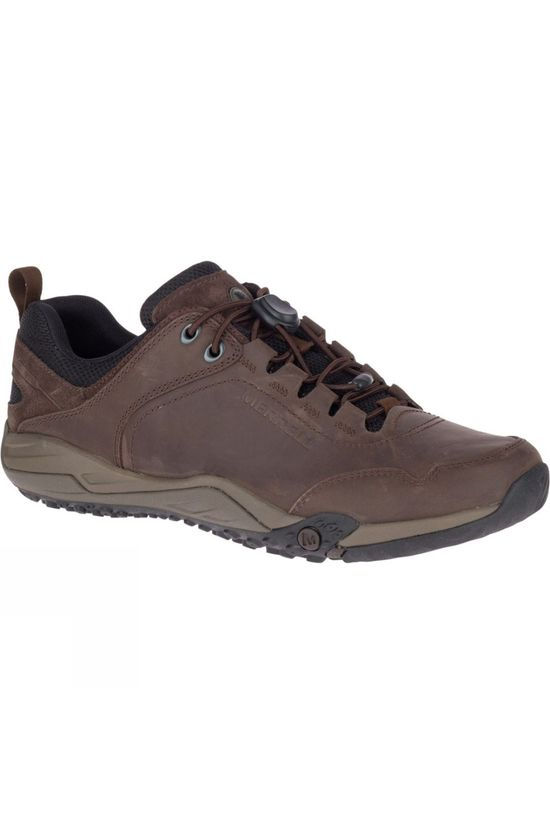 Merrell Mens Helixer Morph Shoe Brown