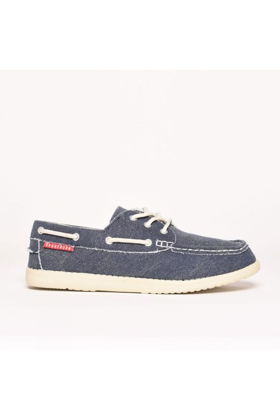 Brakeburn Mens Boat Shoe Blue