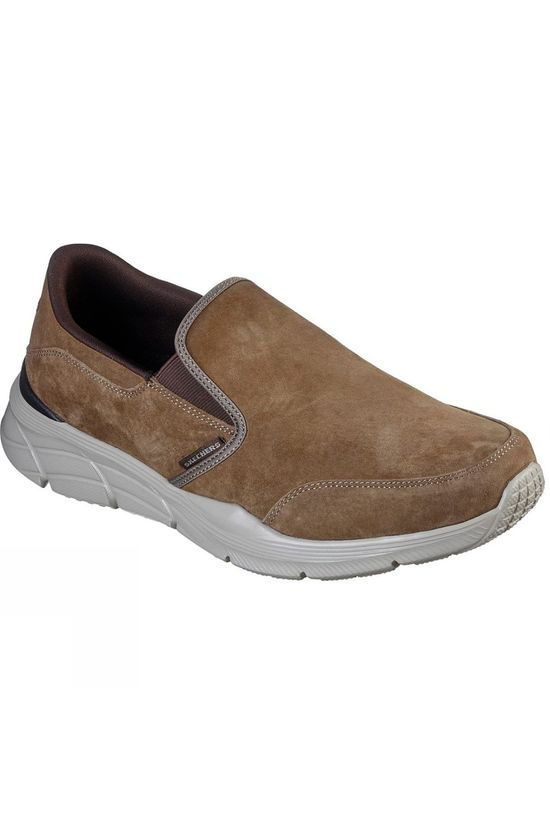Skechers Mens Equalizer 4.0 Myrko Shoe Brown
