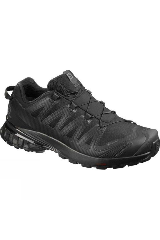 Salomon Men's XA Pro 3D V8 GTX Shoe Black/Black/Black