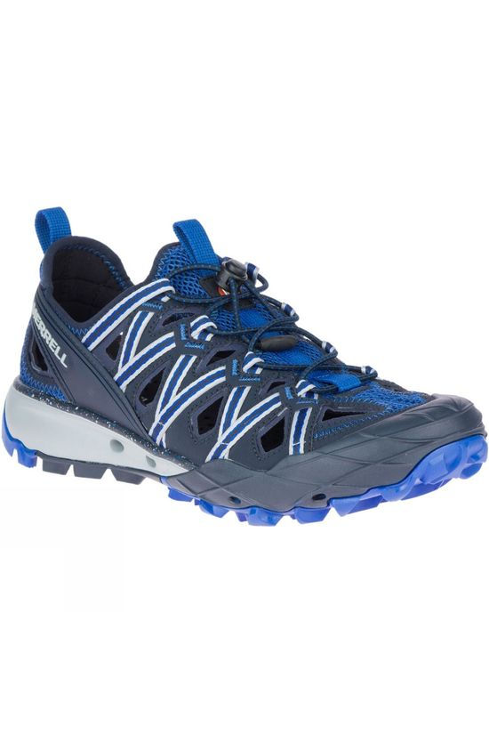 Merrell Men's Choprock Shandal Navy