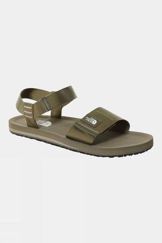 The North Face Skeena Sandal Military Olive/Mineral Grey