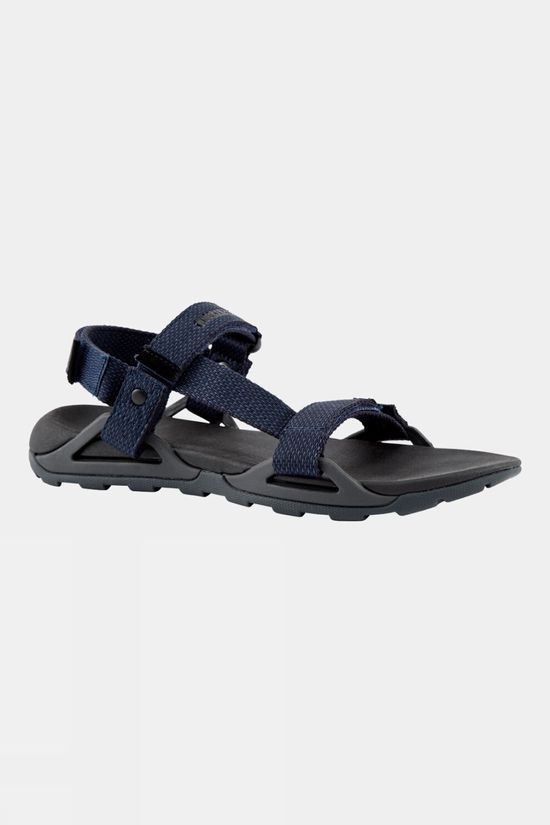Craghoppers Mens Locke Sandal Black / Blue Navy