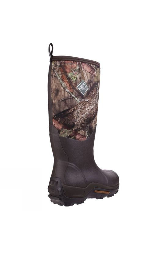 Muck Boot Woody Max Hunting Boot Mossy Oak Break-up Country
