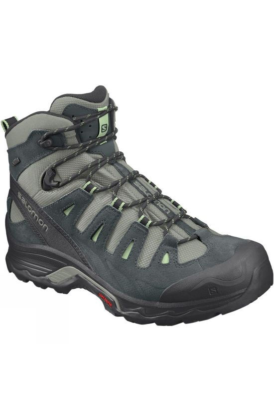 Salomon Womens Quest Prime GTX Boot Shadow/Green Gables/Pgreen