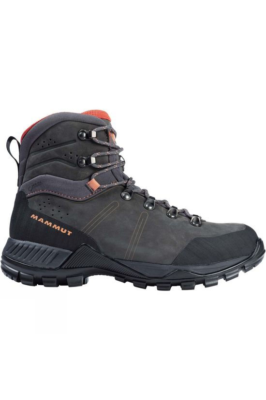 Mammut Womens Nova Tour II High GTX Shoe Graphite-Baked