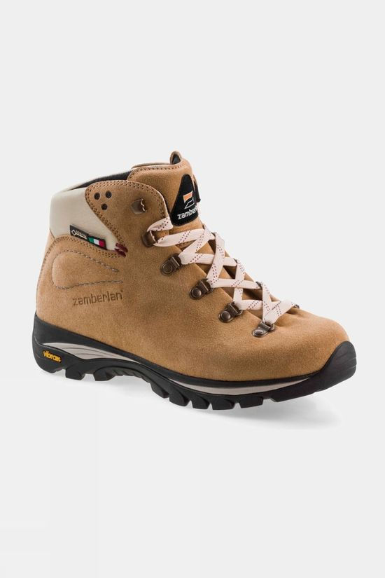 Zamberlan Womens Frida GTX Boot Tan
