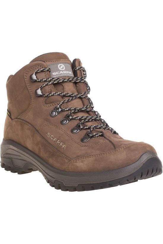Scarpa Womens Cyrus Mid GTX Boot Brown
