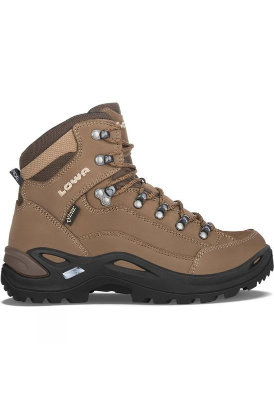 Lowa Womens Renegade GTX Mid Boot Taupe