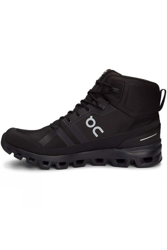 On Women's Cloudrock Waterproof Boot All Black