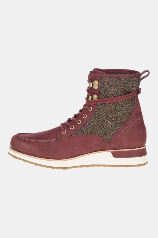 Merrell Womens Roam Mid Boot Raisin