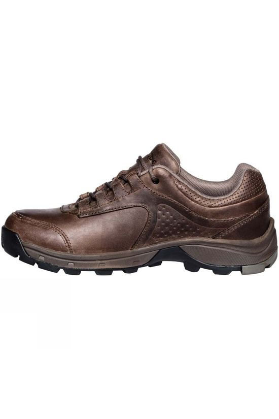 Vaude Womens TVL Comrus Leather Shoe Deer Brown