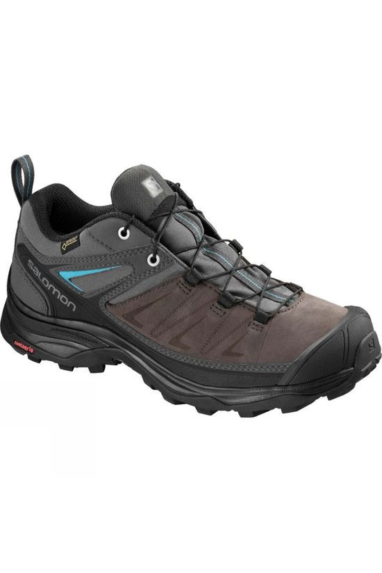 Salomon Womens X Ultra 3 Ltr Gtx Magnet/Phantom/Bluebird