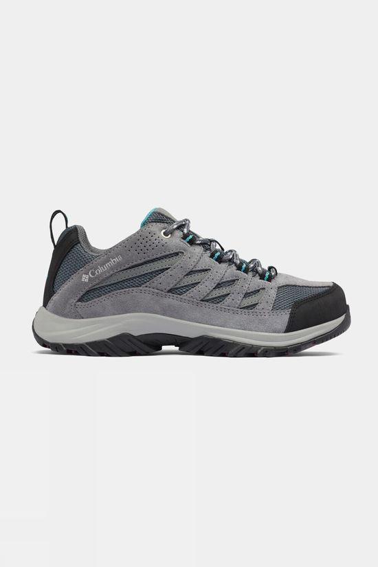 Columbia Womens Crestwood Shoe Graphite, Pacif