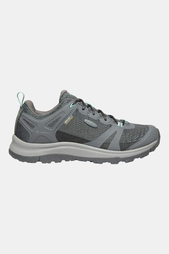 Keen Women's Terradora II WP Shoe Steel Grey/Ocean Wave