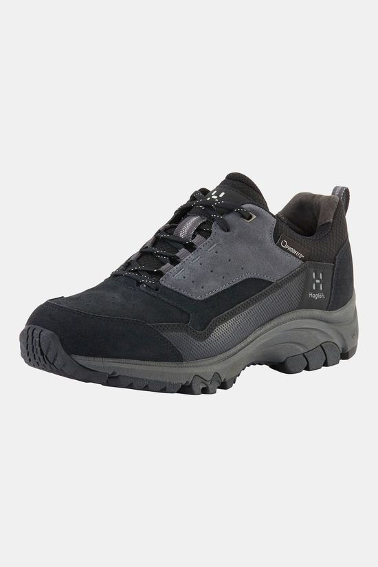 Haglofs Womens Skuta Low Proof Eco True black/magnetite