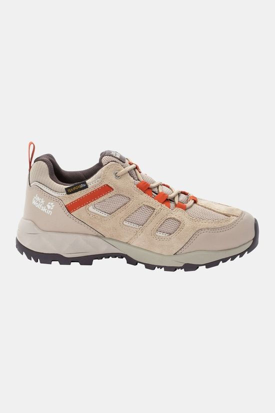 Jack Wolfskin Womens Vojo Hike Xt Texapore Low Clay / Orange