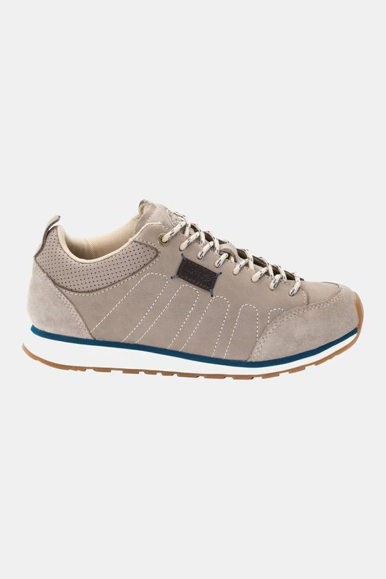Jack Wolfskin Womens Mountain Dna Lt Low Shoe Clay / Blue