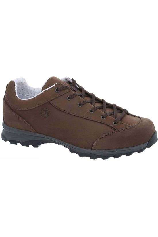 Hanwag Womens Valungo II Bunion Shoe Brown