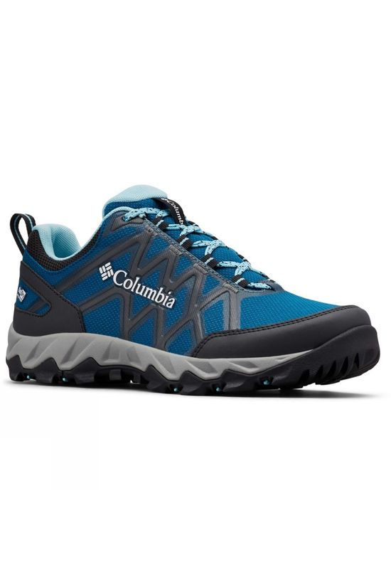 Columbia Womens Peakfreak X2 OutDry Hiking Shoe Lagoon/ Blue Oasis