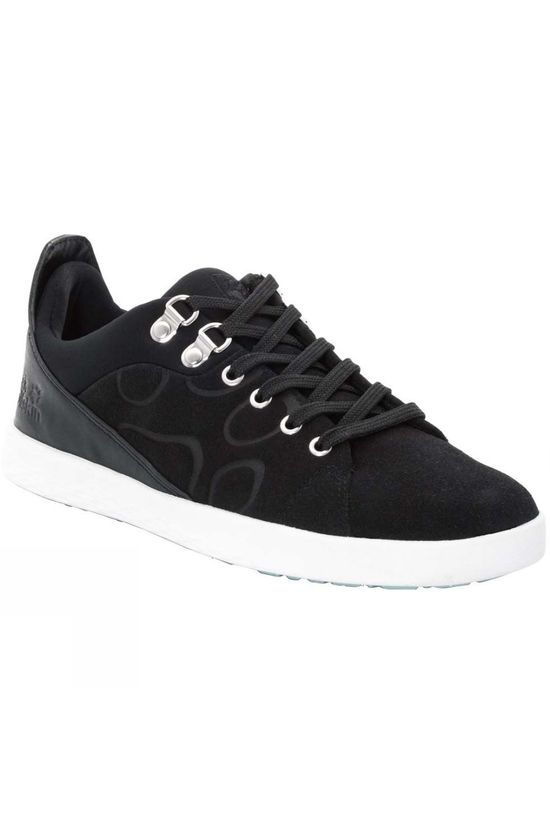 Jack Wolfskin Womens Auckland Low Black