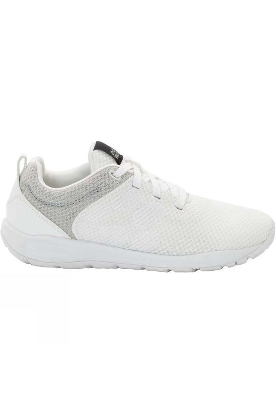 Jack Wolfskin Womens Travel Lite Low White Rush
