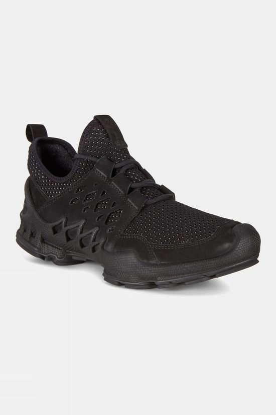 Ecco Womens Biom AEX Trainer Black/Black