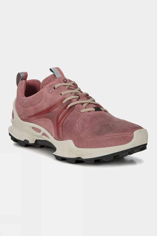 Ecco Womens Biom C-Trail Shoe Damask Rose/Antelope Yak