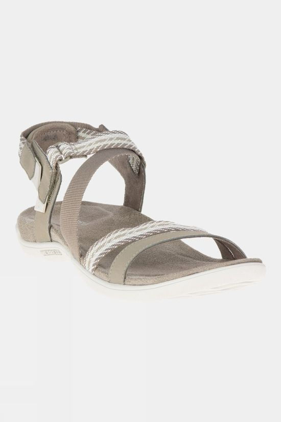 Merrell Womens District Mendi Backstrap Sandal Brindle