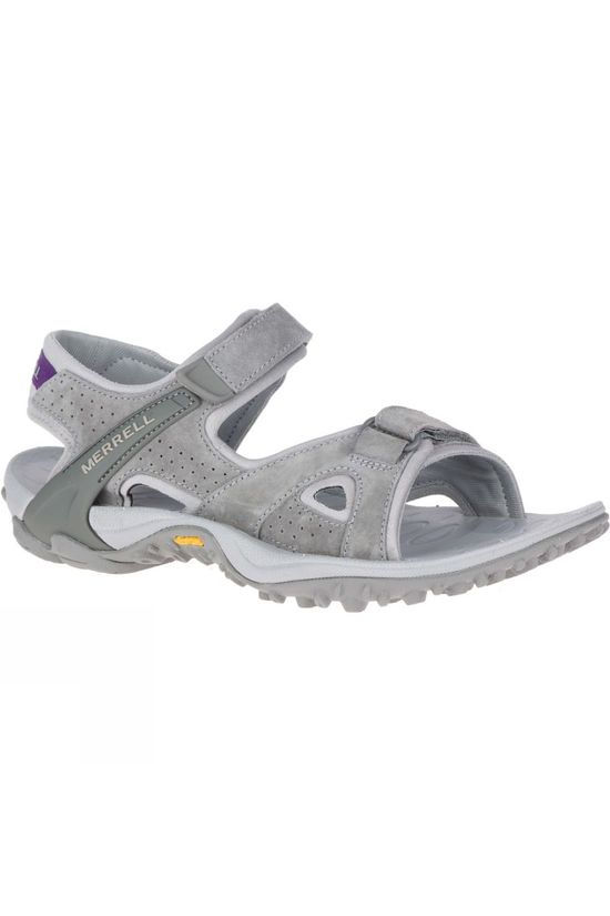 Merrell Womens Kahuna 4 Strap Shoes Sandals Grey Sports Outdoors Breathable