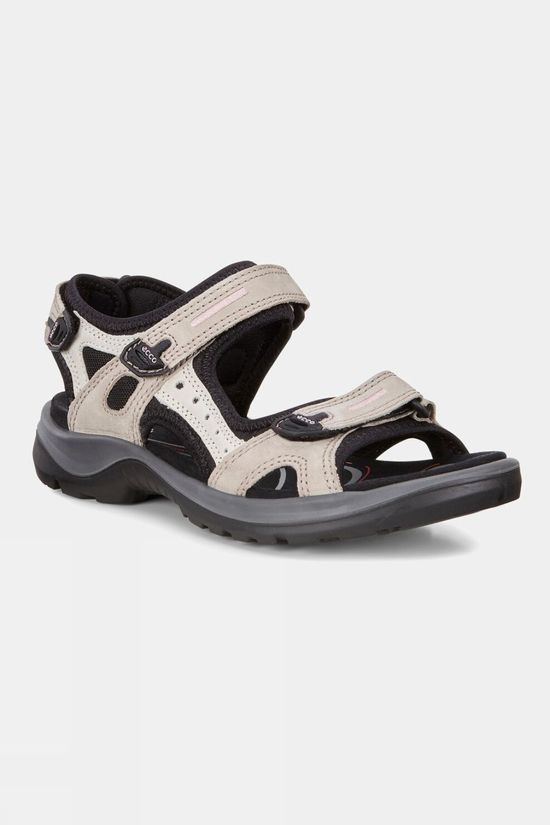 Ecco Womens Offroad Sandal ATMOSPHERE/ICE W./BLACK