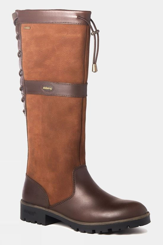 Dubarry Womens Glanmire Country Boot GTX Walnut