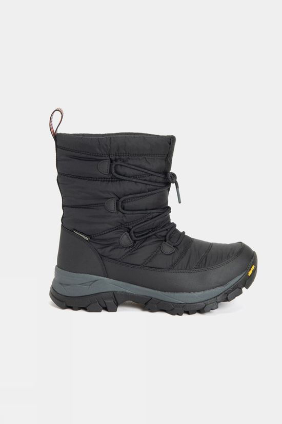 Muck Boot Womens Arctic Ice Nomadic Short Boots Black