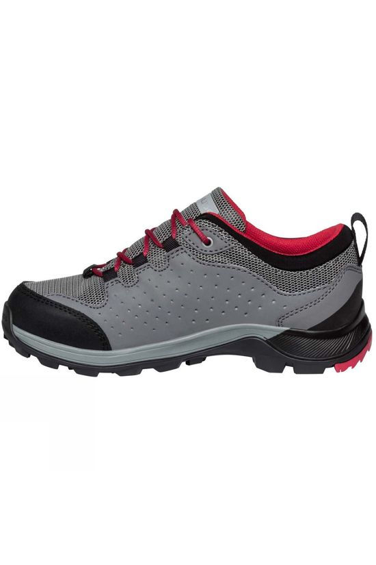 Vaude Kids Lapita Low CPX Shoe Indian Red