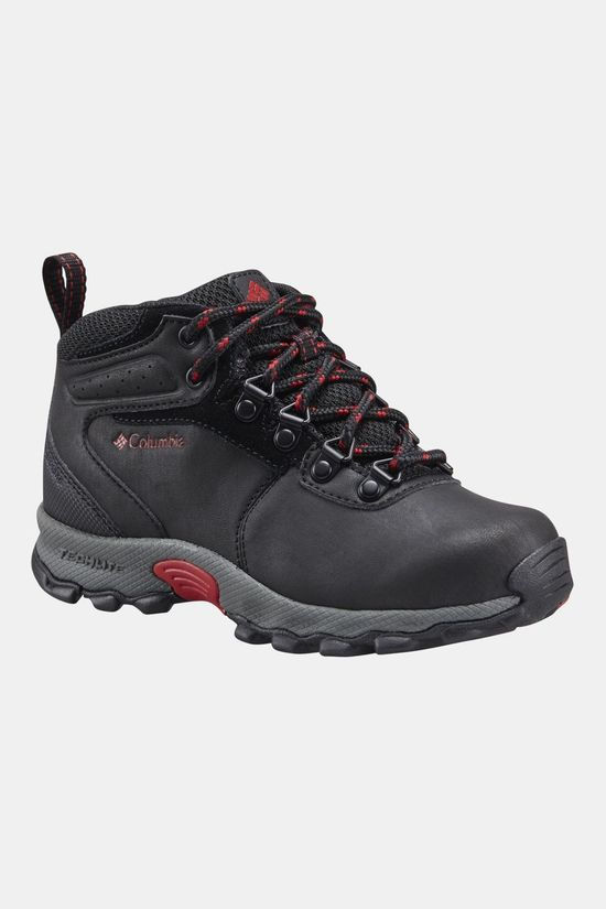 Columbia Youth Newton Ridge Non Shell Boot Black/ Mountain